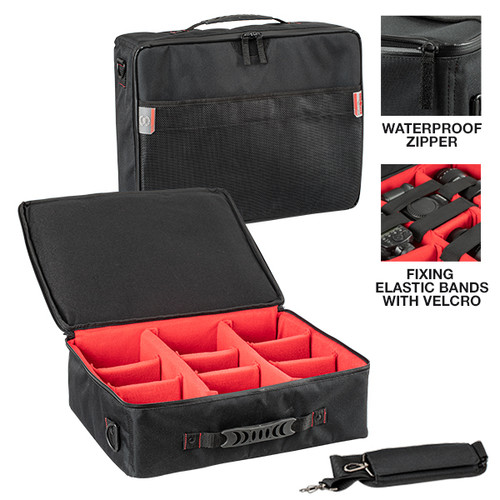 BAG-A PADDED BAG WITH ADJUSTABLE DIVIDERS for 4419
