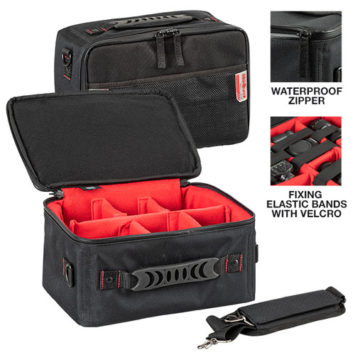 BAG-S PADDED BAG WITH ADJUSTABLE DIVIDERS for 2717