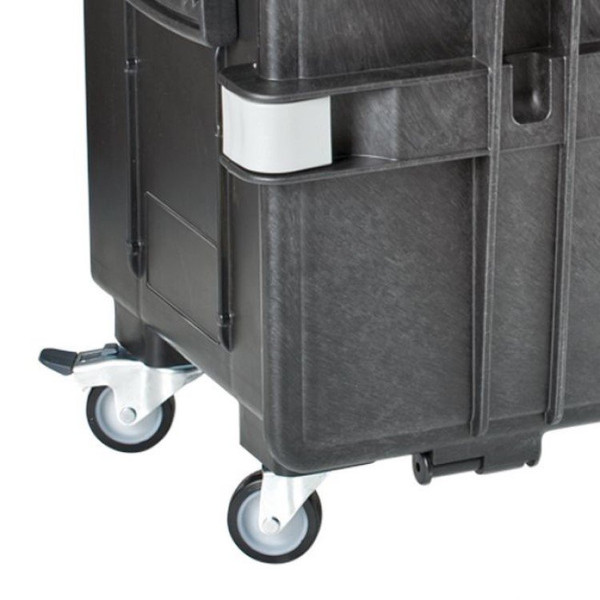 Wheels Set Pivoting for All-in-one GT Line Explorer Cases