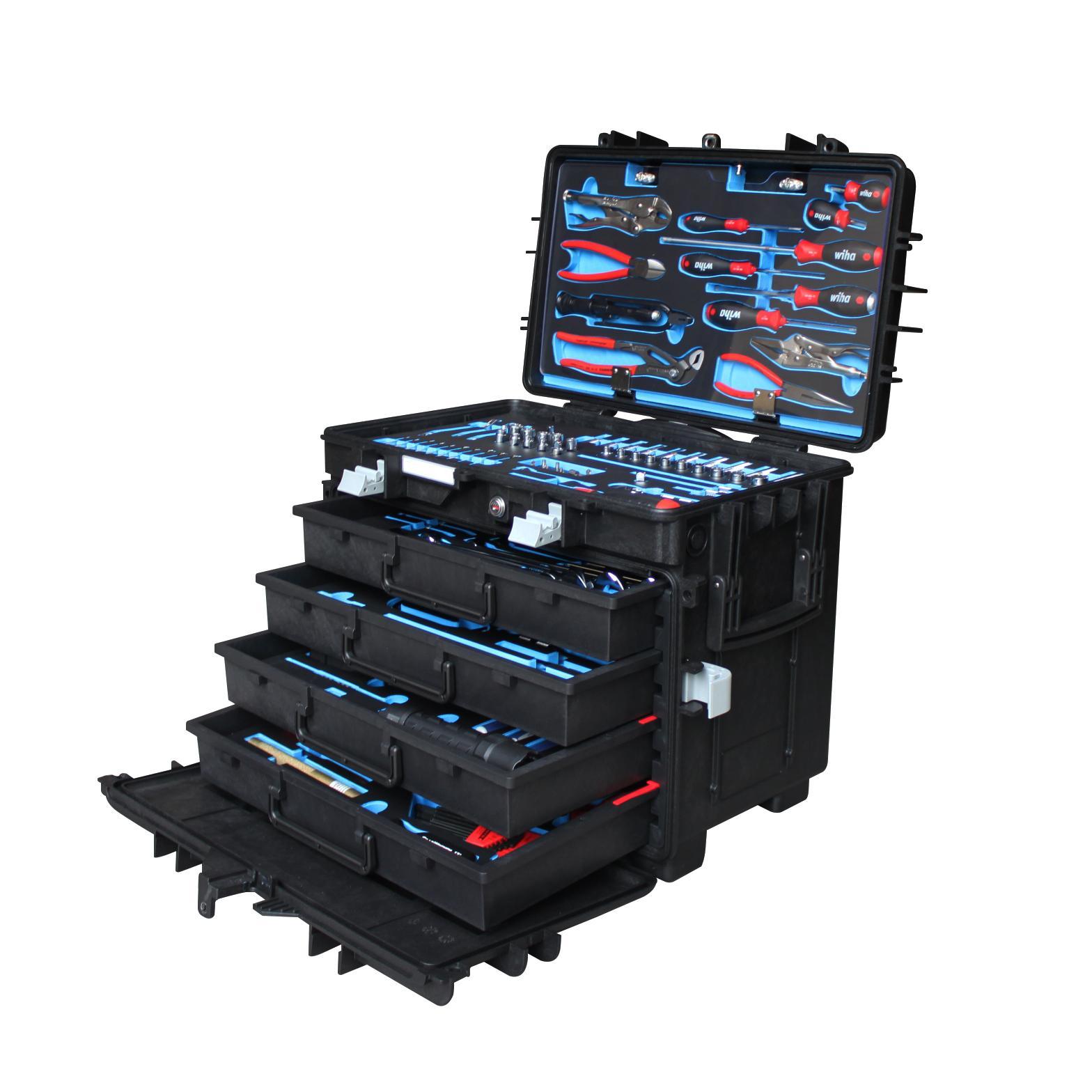 B1 LAME Mechanical Kit in Explorer Transit Case