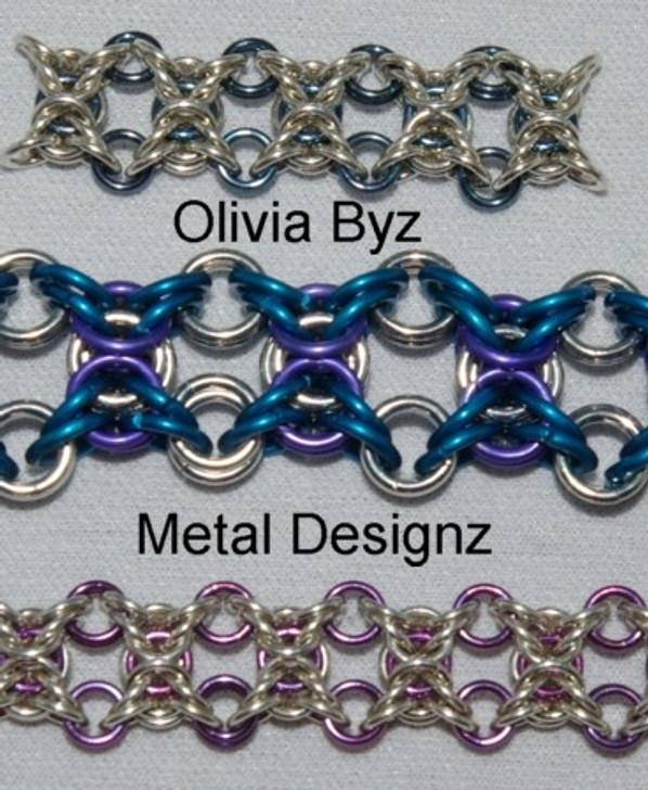 Olivia Byzantine Bracelet Kit