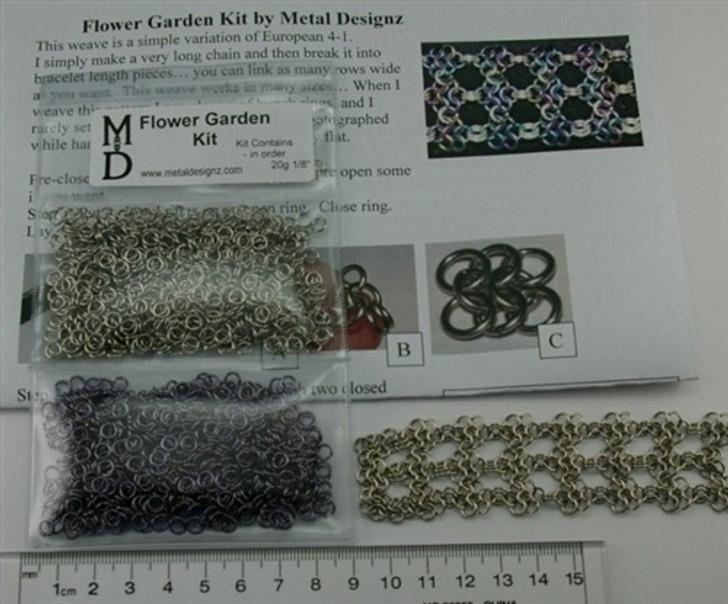 Flower Garden Bracelet Kit