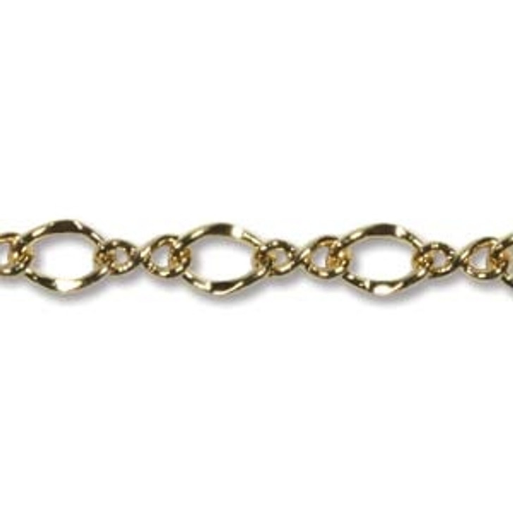 2.71MM FIGURE 8 CHAIN GOLD