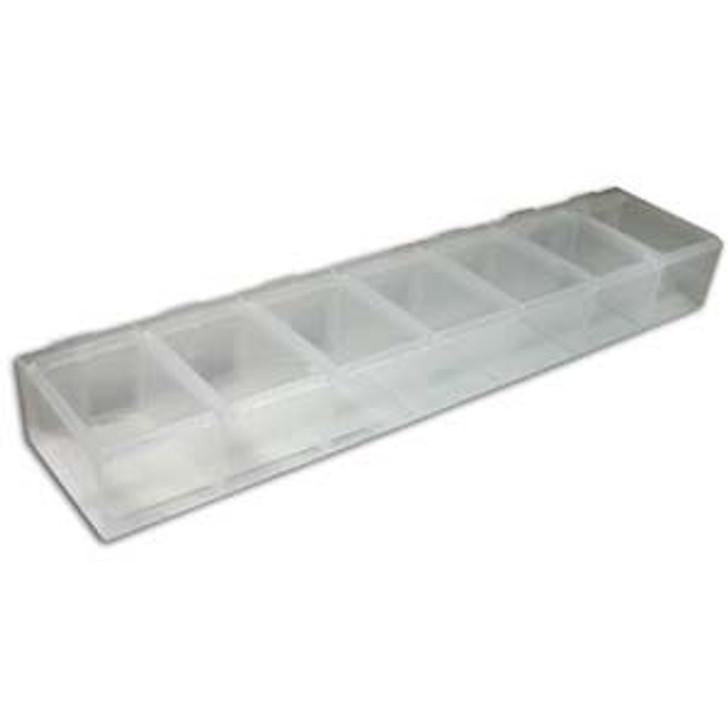 Storage Container - Craftmates Lockables - 3XL - 7 compartments
