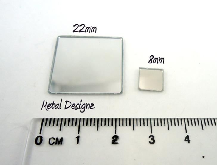 Square or Diamond Mirrors - Beading Craft Mirror