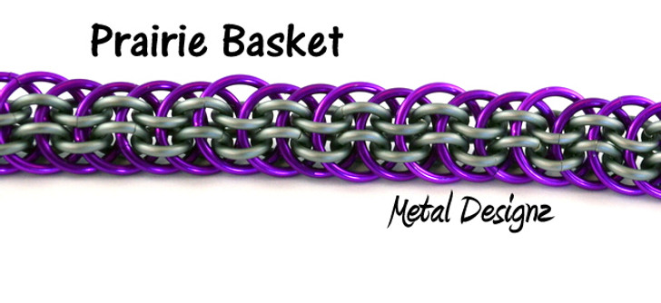 Prairie Basket Bracelet Kit