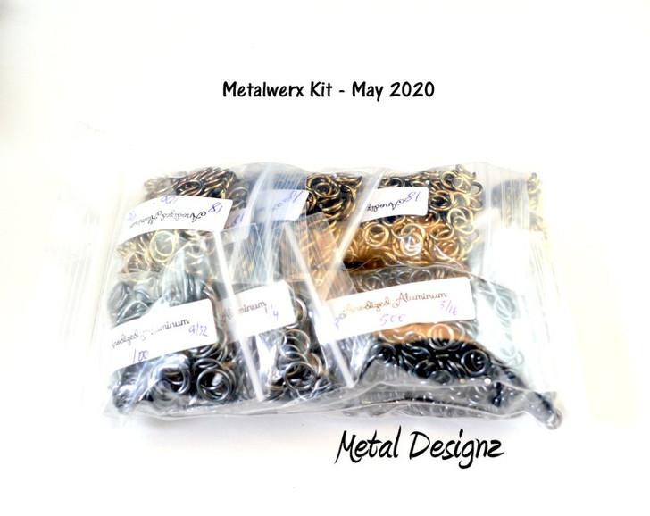 Kit For Karen Karon's Metalwerks Class - May 2020