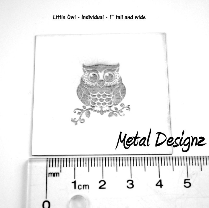 Little Owl Laser paper - Individual Owl - sold each