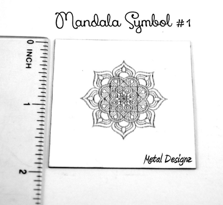 Mandala Laser paper - Individual  - sold each