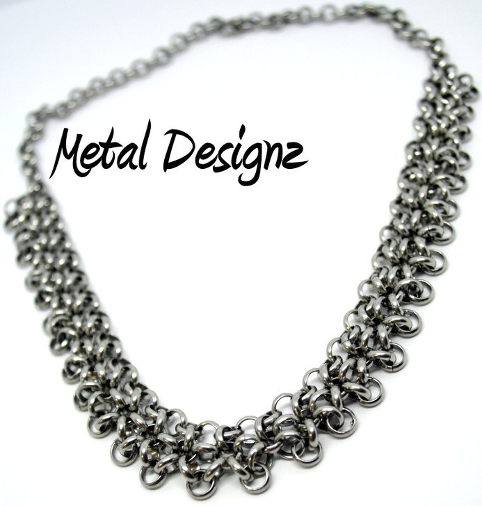 Asgard Necklace Kit - Stainless Steel Collection