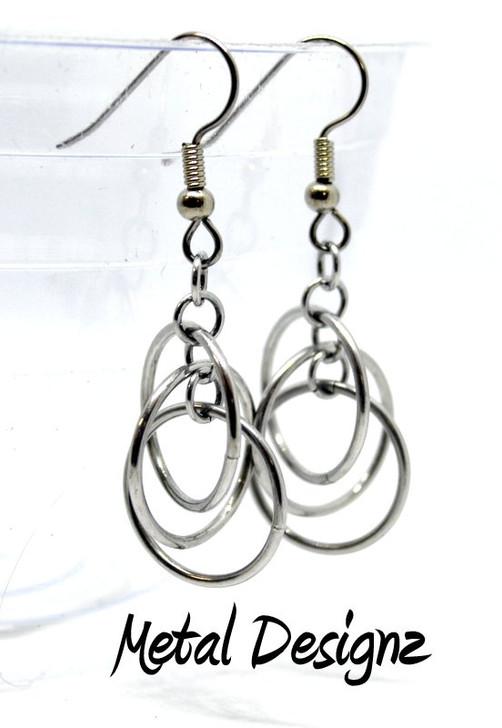 Triple Hoop Earring Kit