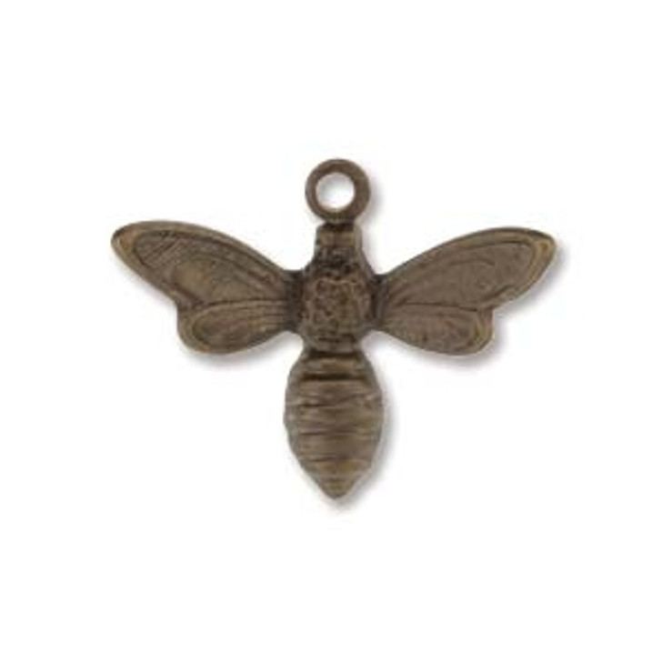 VINTAJ BUSY BEE CHARM