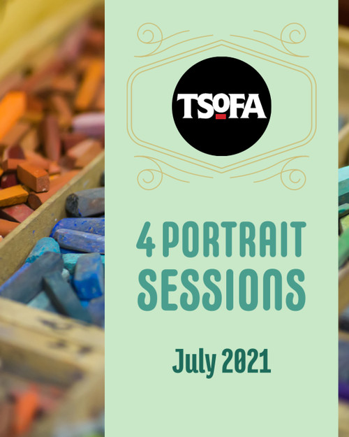 Four-pass pack to portrait open session at TSoFA.