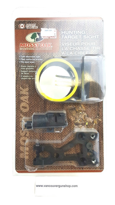 Mossy Oak Hunting//Target Bow Sight