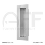 Accurate No. FC5007 Rectangular Flush Pull with Concealed Screws