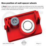 Magic 2 Wall Spacer