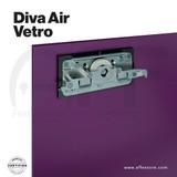 Diva Air Vetro  - Upper Roller