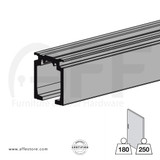 Sliding track No. 8010.03480  for door  396 lbs / 180 kg  or  551 lbs/250 kg