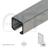 Sliding track No. 8000.01660,  for max. door  weight up to 352Lbs/160Kg