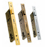Mortice Lock for Profile Cylinder - No. SBW3200/85- DIAMONDS