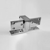 """Harmon Hinge for 2-1/4"""" Thick - Concealed Version"""