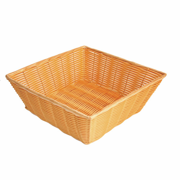 PLBN1313T Square Poly Woven Display Basket