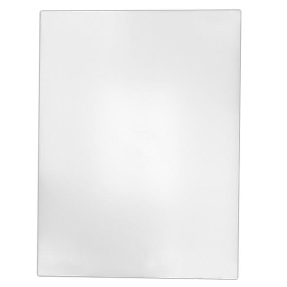 "1.13"" High-Density Polyethylene White Cutting Boards"