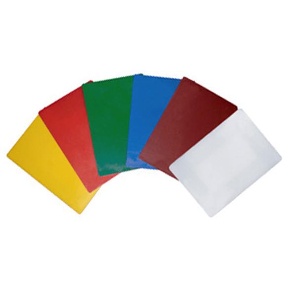 Color Coded Polyethylene Cutting Boards (6-Board Set)