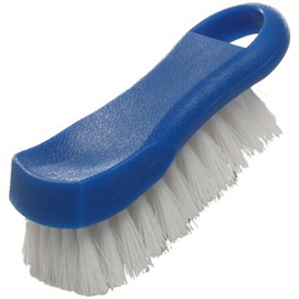Color Coded Cutting Board Brush - Blue