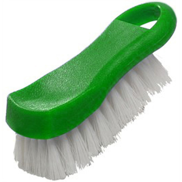 Color Coded Cutting Board Brush - Green