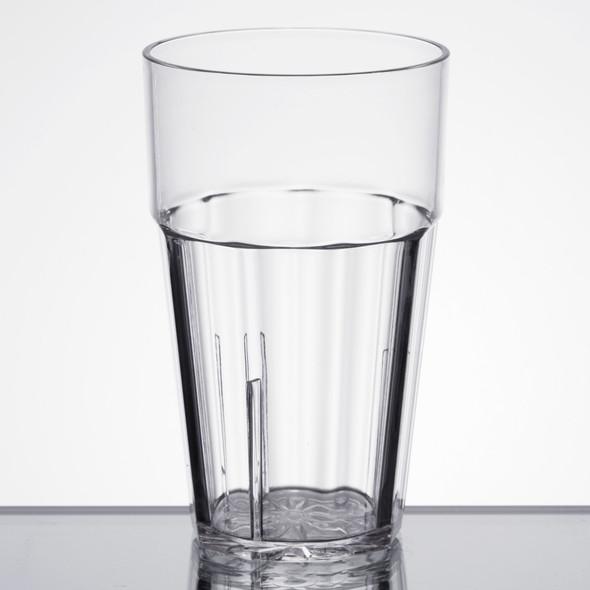 Diamond 16 oz Polycarbonate Tumbler Glass (PLPCTB116CL) Clear