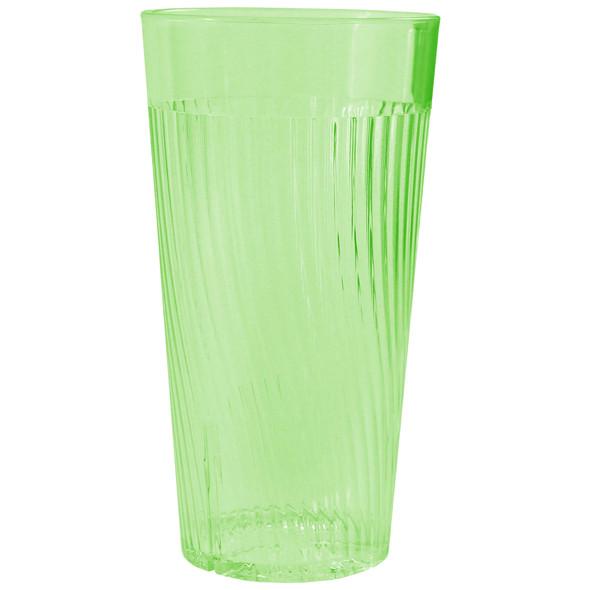 Belize 14 oz Polycarbonate Tumbler Glass (PLPCTB314GR) Green