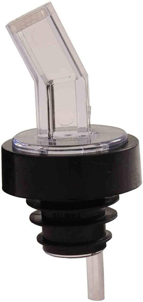 Thunder GroupScreened Free Flow Pourer - Clear (PLPR600CL)