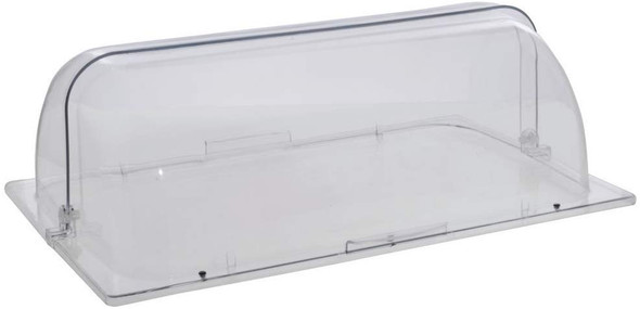 Full Size Polycarbonate Roll Top Chafer Cover (PLRCF001R)