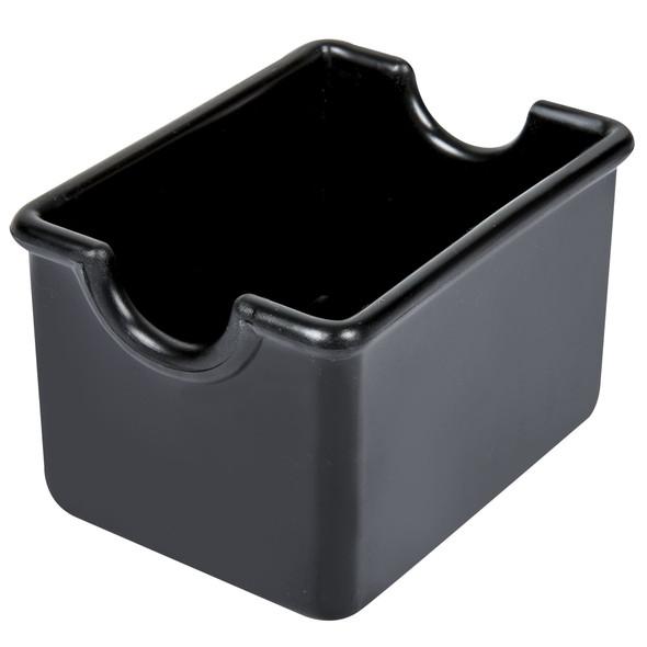Plastic Sugar Packet Caddy - Black (PLSP032BK)