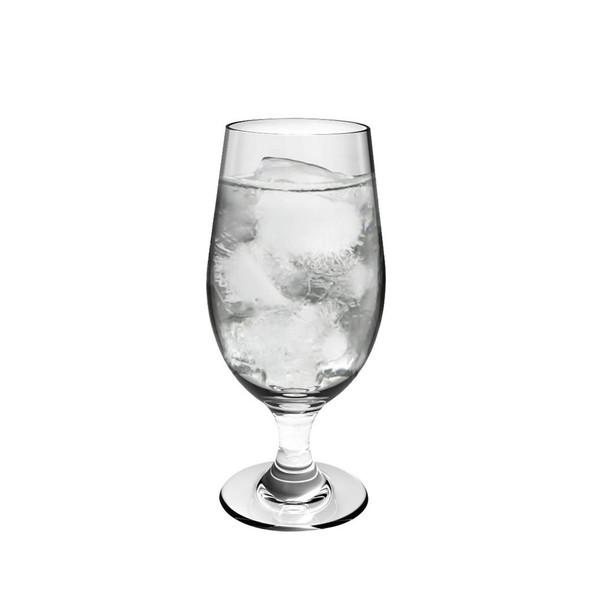 20 oz Clear Polycarbonate Goblet (PLTHGL020C)