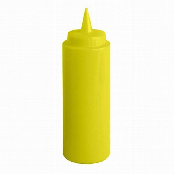 Plastic Condiment Squeeze Bottles - Yellow (PLTHSB0)