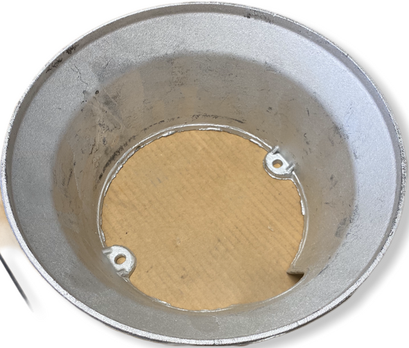 "OEM 6"" Fast Stove LP Burner Riser for IRFS001 & IRFS003 (IRFS013R)"