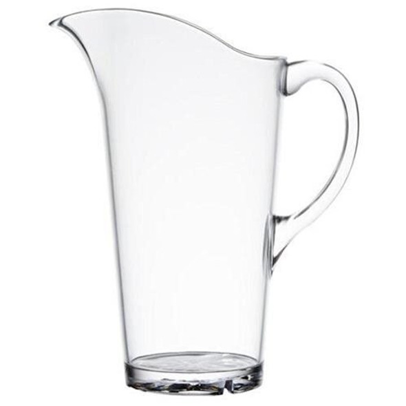 Thunder Group PLTHWP0 Polycarbonate Water Pitcher w/ Starburst Base
