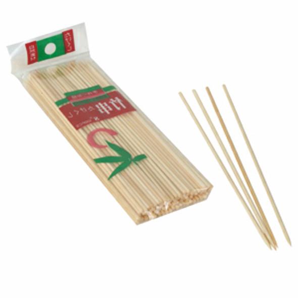 Bamboo Skewers (100 Skewers/Bag)