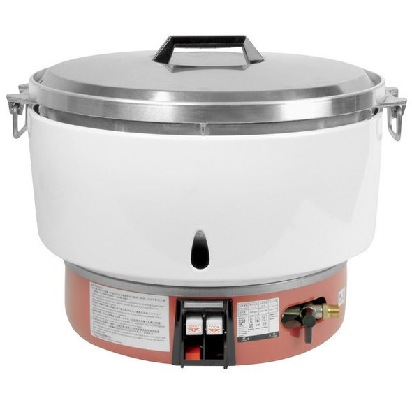Thunder Group 100 Cup (55 Cup Raw) Gas Rice Cooker (GSRC005)