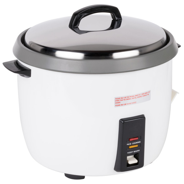 Commercial 30 Cup Non-Stick Rice Cooker/Warmer (SEJ50000T)