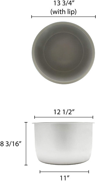 Inner Pot Rice Cooker Replacement Part for SEJ60000