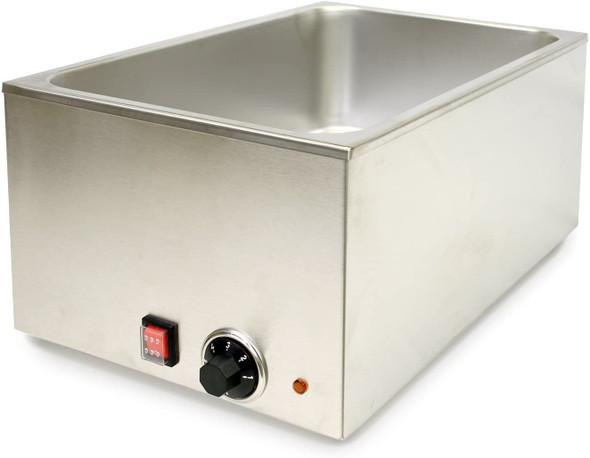 "12"" x 20"" Electric Countertop Food Warmer SEJ80000C"