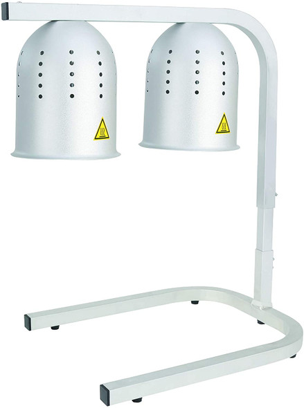 Two Bulb Freestanding Heat Lamp (SEJ92000)