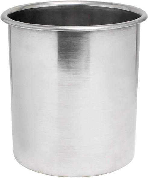 8.25 Qt Stainless Steel Bain Marie Pot (SLBM006)