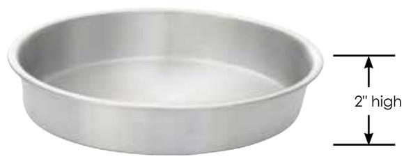 Round Aluminum Layer Cake Pan