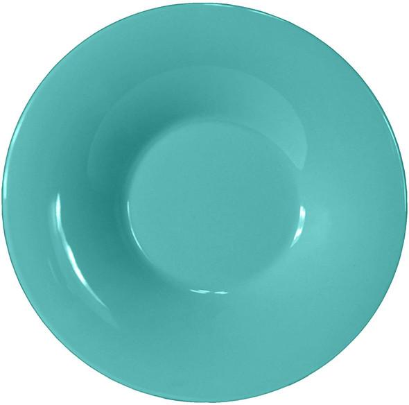 12 oz Melamine Green Pasta Bowl (CR5810GR)