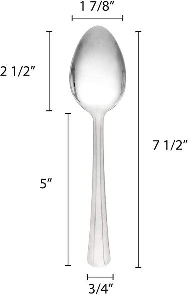DOMINION Stainless Steel Tablespoon/Serving Spoon (SLDO011)