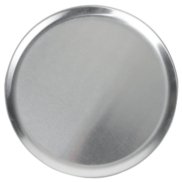 Aluminum Coupe Rim Pizza Tray